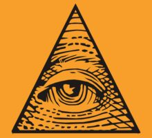 Eye of Providence Black by GrizzlyGaz