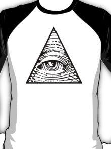 Eye of Providence Black T-Shirt