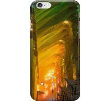 Rainbow Glass, sagrada Familia iPhone Case/Skin