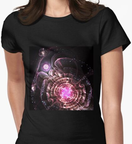 Center of the Universe - Abstract Fractal Artwork T-Shirt