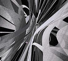 Shredded Paper Tote by Karirose