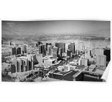 Vegas In Miniature Poster