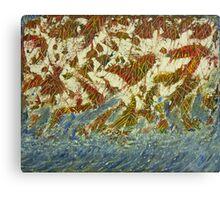 """""""Shoreline Dunes"""" Canvas Print"""