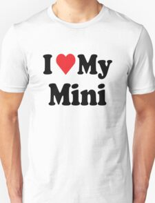 I Heart Love My Mini T-Shirt