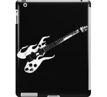 Flame guitar  iPad Case/Skin
