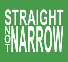 straight not narrow One Piece - Short Sleeve