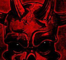Evil Skull by spookydooky