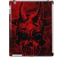 Evil Skull iPad Case/Skin