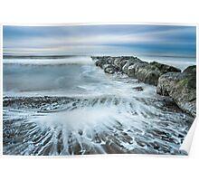 Ocean serenity Poster