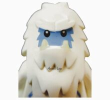 Lego Yeti minifigure One Piece - Short Sleeve