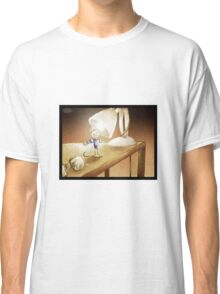 Doll On The Desk Classic T-Shirt