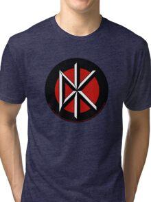 Retro Punk Restyling Dead kennedys Tri-blend T-Shirt