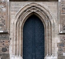 Medieval door. by FER737NG