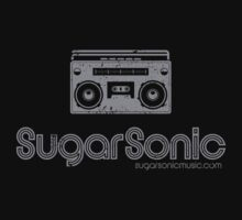 Sugar Sonic T-Shirt by RandyJ