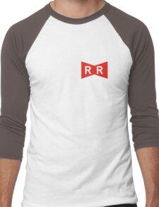 Red Ribbon Army Men's Baseball ¾ T-Shirt