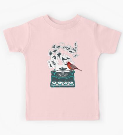 Alphabet of Life Kids Clothes