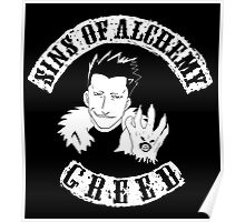 Sins of Alchemy - Greed (Patch) Poster