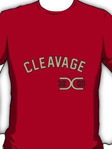 Al Bundy Chicago Cleavage 38DD Baseball Team T-Shirt