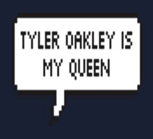 Tyler Oakley Is My Queen by oliviatbh
