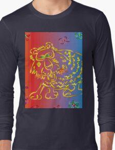 Flowerpower Teddy Long Sleeve T-Shirt