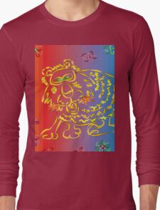 Flowerpower Teddy Long Sleeve T-Shirt