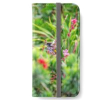 New Holland Honeyeater iPhone Wallet iPhone Wallet/Case/Skin