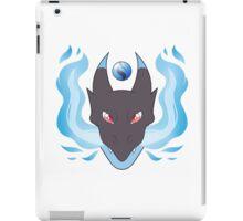Mega Charizard and Charizardite X iPad Case/Skin