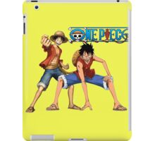 One piece-Luffy iPad Case/Skin