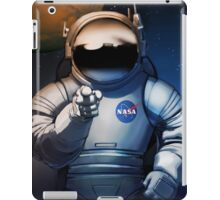 Mars - We need you iPad Case/Skin