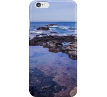 Flinders Blowhole Rock Pool, Mornington Peninsula iPhone Case/Skin