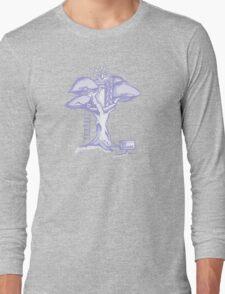 No Daleks  Long Sleeve T-Shirt