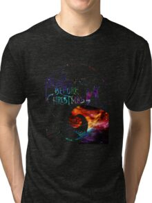 The Nightmare Before Christmas Tri-blend T-Shirt