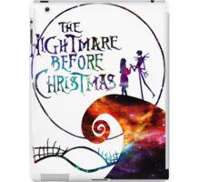 The Nightmare Before Christmas iPad Case/Skin