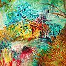 Summer Garden by catherine walker