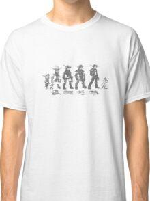 Jak and Daxter Saga - Black Sketch Classic T-Shirt