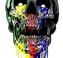 Heartless skull big by HeartlessArts