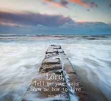 Psalm 25:4 by willgudgeon