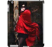 Vamp in the Dark iPad Case/Skin
