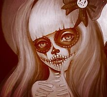 Day Dead Dollie Girl by 1Artistmind