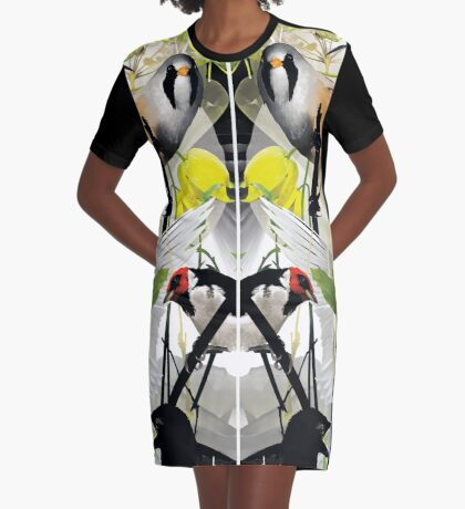 Taxidermy V.1 Graphic T-Shirt Dress