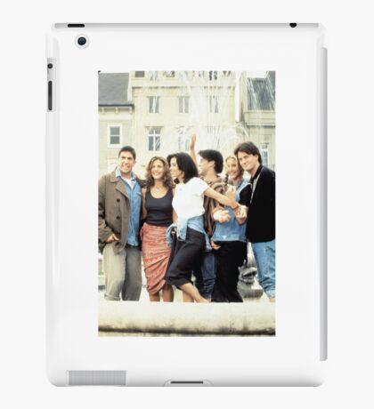 Friends Aesthetic Season 1 Photoshoot iPad Case/Skin