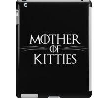 Mother Of Kitties iPad Case/Skin