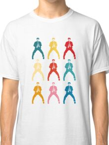 Elvis colors Classic T-Shirt