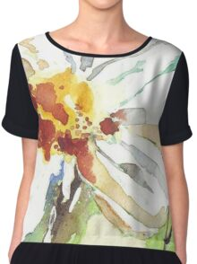 Rampage of appreciation Chiffon Top