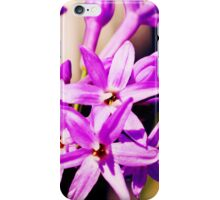Garlic Blossoms by Byron Croft, Croft Photography iPhone Case/Skin