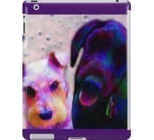 Mia & Eviticus  iPad Case/Skin