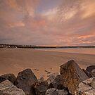 Thurso Sunset by tinnieopener