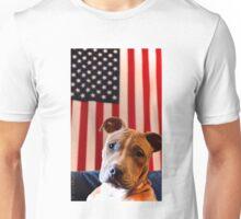 Pitbull for President by Byron Croft, Croft Photography Unisex T-Shirt