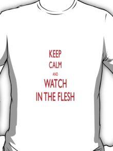 keep calm and watch ITF T-Shirt