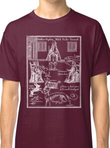 Witchfinder (white) Classic T-Shirt